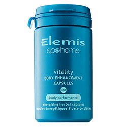 Elemis Spa At Home Vitality for Energy Body Enhancement Capsules