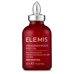 Elemis Spa At Home Frangipani Monoi Body Oil / 35ml