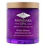 Mandara Spa Amber Heaven Pampering Honey Bath