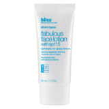 Bliss Fabulous Everyday Face Lotion SPF 15