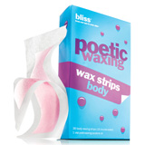 Bliss Poetic Waxing Body Strips