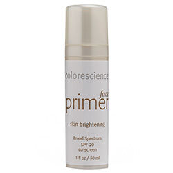 Colorescience Skin Brightening Face Primer SPF 20 - Line Tamer