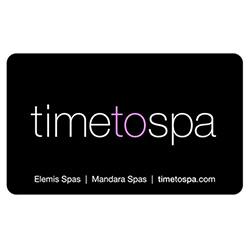 $15 timetospa Gift Card