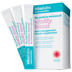Blisslabs Nutricosmetics YouthAsWeKnowIt Vitality Blend