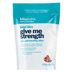 Blisslabs Nutricosmetics Total Bliss Give Me Strength
