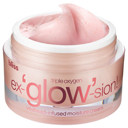 Bliss Triple Oxygen Ex-'glow'-sion