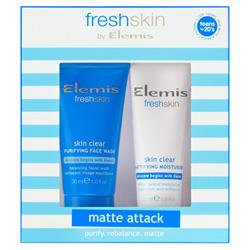 Freshskin by Elemis Skin Clear Matte Attack Kit