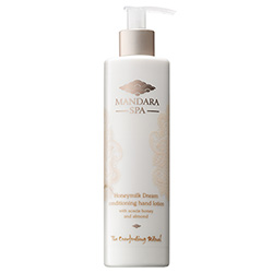 Mandara Spa Honeymilk Dream Conditioning Hand Lotion