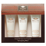 Mandara Spa Honeymilk Spa Essentials