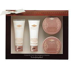 Mandara Spa Honeymilk Spa Indulgence Collection