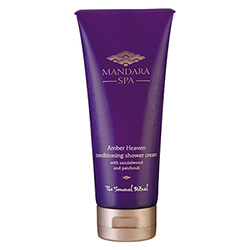 Mandara Spa Amber Heaven Shower Cream