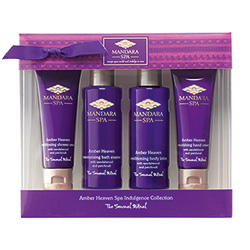 Mandara Spa Amber Heaven Spa Indulgences