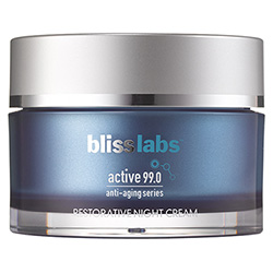 Blisslabs Active 99 Anti-Aging Restorative Night Cream