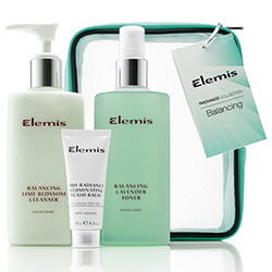 Elemis Balancing Radiance Trio Collection