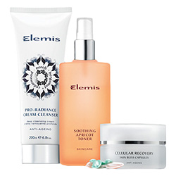 ELEMIS Radiance Skincare Essentials - for dull skin