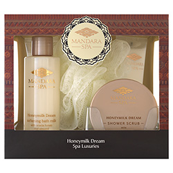 Mandara Spa Honeymilk Dream Spa Luxuries