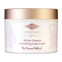 Mandara Spa Amber Heaven Nourishing Body Butter