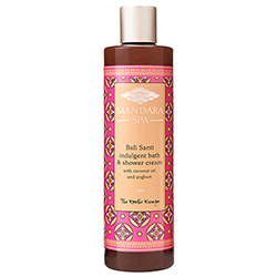 Mandara Spa Bali Santi Indulgent Bath & Shower Cream