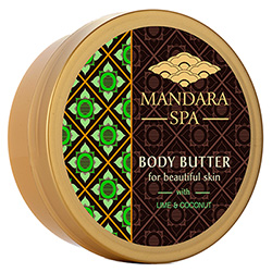Mandara Spa Lime & Coconut Body Butter