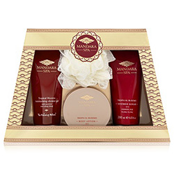 Mandara Spa Body Care Collection
