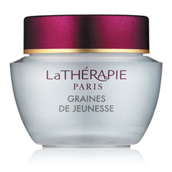 La Thérapie Graines de Jeunesse Pearls of Youth for stressed skin