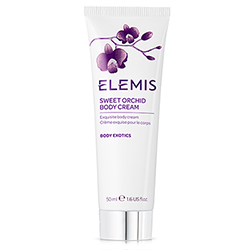 ELEMIS Sweet Orchid Body Cream 50ml - travel