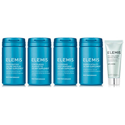 ELEMIS Enhancement Program 3 Month Detox with Pro-Collagen Marine Cream
