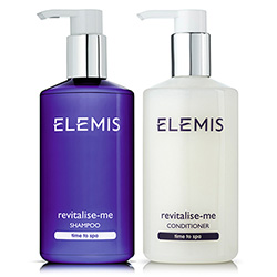 ELEMIS Revitalise-Me Shampoo and Conditioner