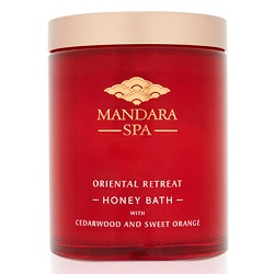 Mandara Spa Oriental Retreat Honey Bath 500ml