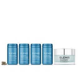 ELEMIS Enhancement Program 3 Month Detox with Free Pro-Collagen Marine Cream 30ml
