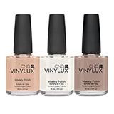 CND Vinylux - Neutrals