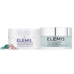 ELEMIS Pro-Collagen Marine Cream & ELEMIS Cellular Recovery Skin Bliss Capsules