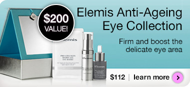 Elemis Anti-Ageing Eye Collection BUY NOW