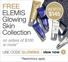 Free ELEMIS GLOWING SKIN COLLECTION