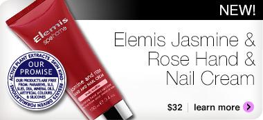 Elemis Jasmine and Rose Hand and Nail Cream $32 BUY NOW;