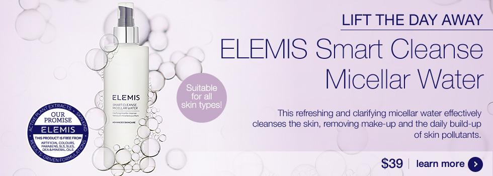 New ELEMIS Smart Micellar Water $39.00