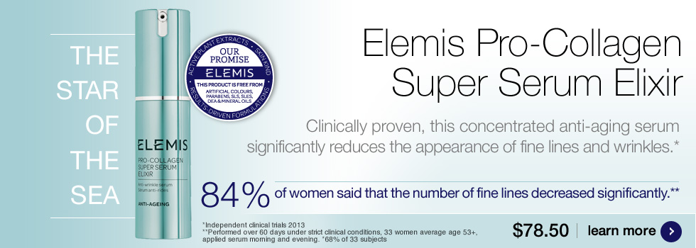 New Elemis Pro-Collagen Super Serum Elixir