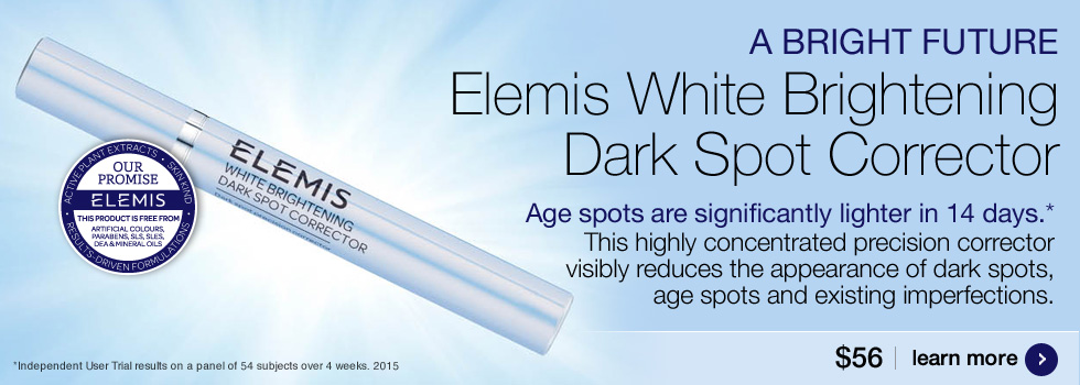 Elemis White Brightening Even Tone Cleanser and Lotion