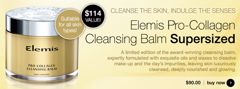 Elemis Pro-Collagen Supersize Cleansing Balm