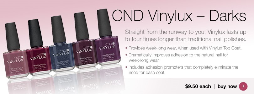 CND Darks Collection.