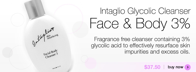 Intaglio Glycolic Cleanser Face & Body 3% $37.50 | BUY NOW