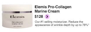 Elemis Pro-Collagen Marine Cream $128 | BUY NOW