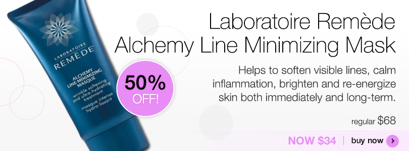 Save 50% on Laboratoire Remde Alchemy Masque today.