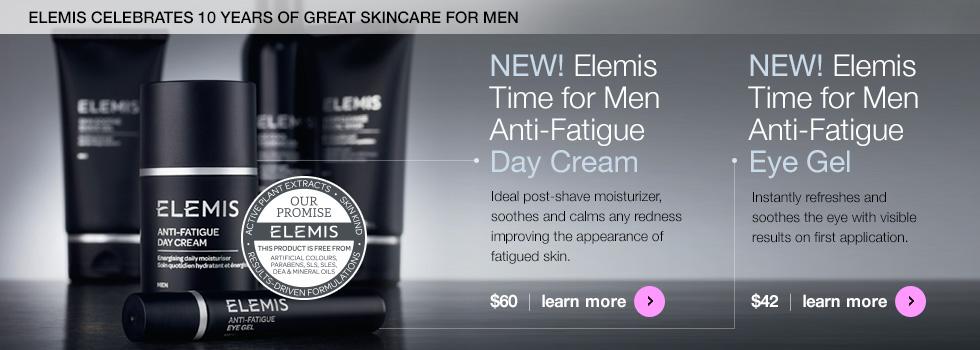 Elemis Men's Anti-Fatigue Day Cream and Eye Gel