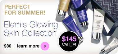 Elemis Glowing Skin Collection for Summer $80 BUY NOW