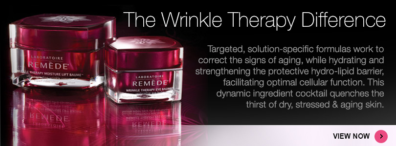 Laboratoire Remede Wrinkle Therapy Products
